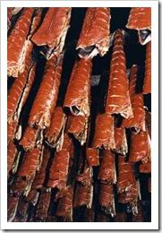 hanging dried salmon_1