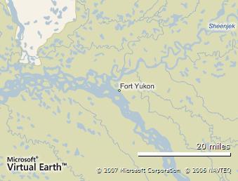 Fort Yukon, Alaska