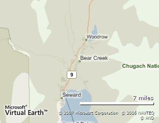Bear Creek, Alaska